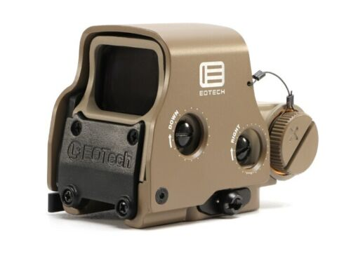 AIRSOFT Tan XPS3-0 558 Tactical Holographic Sight Red Green Dot