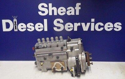 Fordnew Holland 7810 Tractor Cavminimec P5741 Diesel Injection Pump
