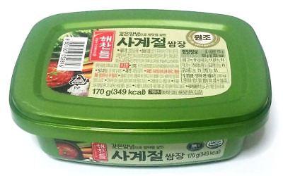 Korea-Haechandle Soy Bean Paste Red Pepper Paste Ssamjang 170g  x 2 packs