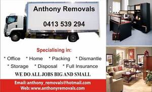 Furniture Removals Bankstown & ALL Areas Home, Office, Disposl Bankstown Bankstown Area Preview