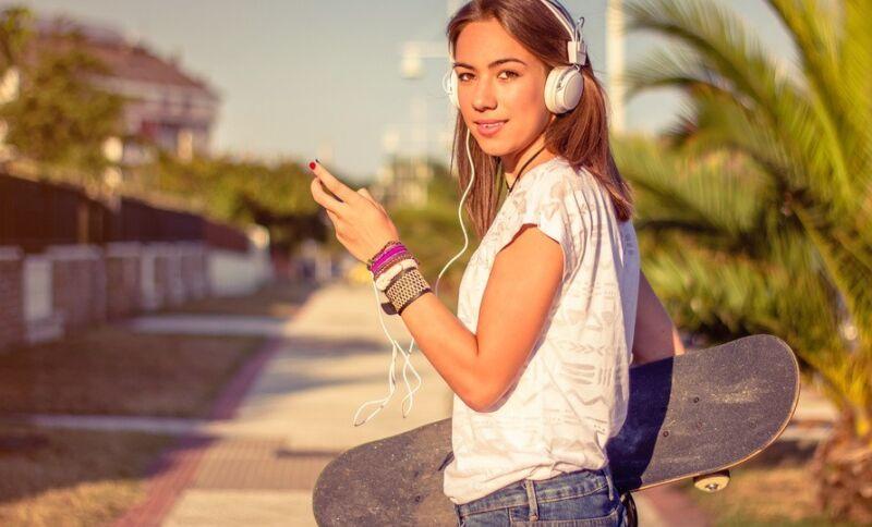 Music to go - heute so selbstverständlich, früher eine Revolution