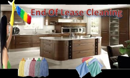 End of lease cleaning/end of Tenancy cleaning-All suburbs
