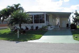 Maison mobile Fort Lauderdale 55 +