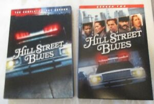Vintage Television  - Hill Street Blues Seasons 1 and 2 DVD