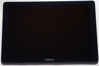 """Samsung - Galaxy Book - 12"""" - 128GB – Black, SM-W720NTKBXAR"""
