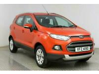 2015 Ford Ecosport 1.5 TITANIUM 5d Hatchback Petrol Manual
