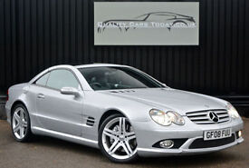 2008 Mercedes SL 350 SPORT EDITION * AMG Bodystyling + Panoramic Roof etc*