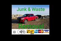 JUNK AND WASTE REMOVAL - 24/7