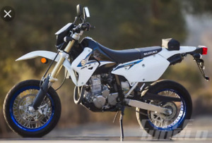 Wanted: DRZ 400sm motorcycle