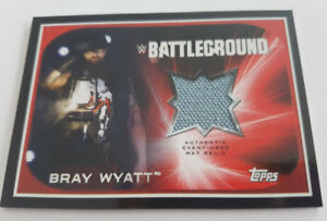 Cartes lutte : Road To Wrestle Mania 2016