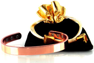 Great Gift! NEW Copper Magnetic Bracelet in Beautiful Gift Bag.