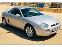 2001 MG MGF 1.8i 2dr FSH 55k miles CONVERTIBLE Petrol Manual