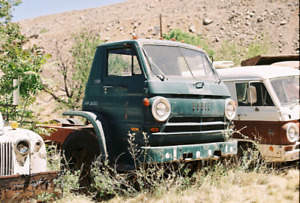 Looking for a 1967-71 dodge L600 or L700 cab