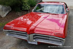 1967 Pontiac 2 Door Hardtop