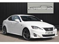 2011 Lexus IS 250 2.5 V6 Auto F Sport *1 Off Spec + GFX Bodykit +F-Sport Exhaust