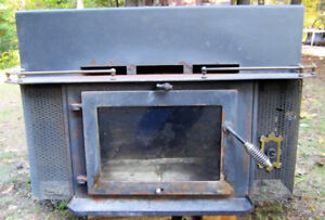 Elmira Stove Works fire place insert