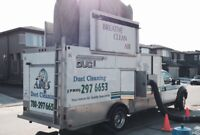 GET YOUR FURNACE AND DUCTS PROFESSIONALY CLEANED