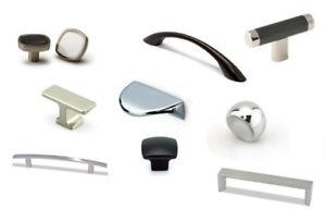 Kitchen _ bathroom cabinet door knobs, pulls and hardware