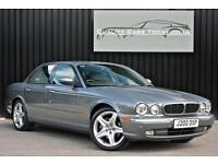 Jaguar XJ Series XJ8 4.2 V8 Sport SWB *Quartz Grey+Dove Grey Sport Leather*