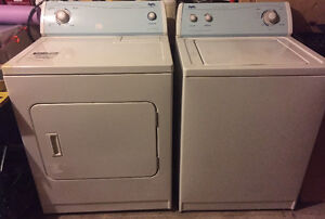 Inglis Heavy Duty Washer & Dryer
