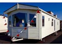 Static Caravan Nr Clacton-on-Sea Essex 2 Bedrooms 6 Berth Pemberton Verona 2006