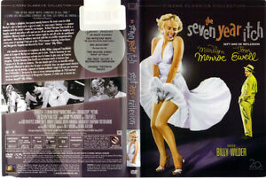The Seven Year Itch (1955) - Marilyn Momroe, Tom Ewell (Diamond West Island Greater Montréal image 2