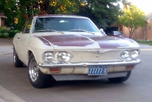 1965 Corvair Monza 180hp Turbo -SOLD- parts still available