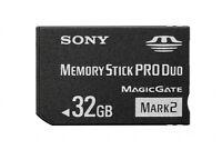 Carte(s) mémoire(s) PSP/PSP Memory Card(s)