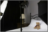 Glamour Photography Studio Sessions $99*
