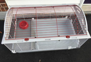 Hardly used bunny cage for sale!