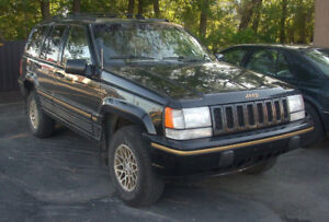 1995 Jeep Grand Cherokee Limited Other