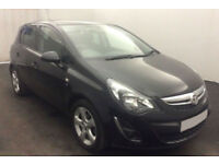 2014 VAUXHALL CORSA 1.2 SXI GOOD / BAD CREDIT CAR FINANCE AVAILABLE