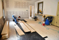FLOORING / HOME RENOVATION SERVICES