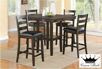 Brand NEW 5-Piece Dinette Set! Call 306-343-2155!