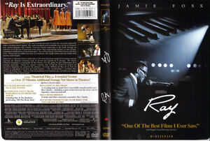 Ray (2006) - Jamie Foxx, Kerry Washington (2 DVDs) West Island Greater Montréal image 1