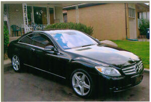 2007 Mercedes-Benz CL-Class 550 AWG Coupe (2 door)