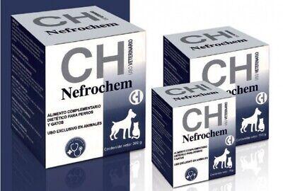 Nefrochem alimento complementario dietetico para perros y gatos 150 g