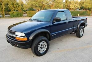 WANTED: 2000-2003 Chevrolet s10/ ford ranfer
