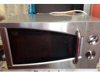 HINARI SLIVER microwave oven 1200 w