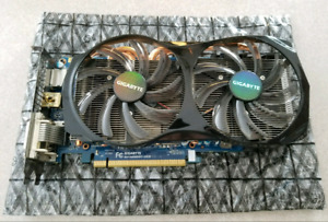 Gigabyte GTX 660OC video card