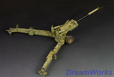 Award Winner Built Trumpeter 1/35 M198 155mm Towed Howitzer Early +PE , used for sale  Scarborough