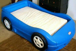 toddler race car bed little tikes