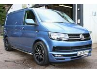 2015 65 VW T6 Transporter 2.0TDI 160PS SWB T28 Highline Sportline Pack