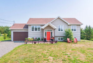 263 ZACK RD. MONCTON - OFF CHARLES LUTES RD! $264,900!
