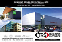 Move To Kelowna! Commercial Flat Roofers Wanted