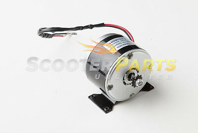 Engine Motor 24V 250W Parts For Electric Razor MX350 MX450 Mini Pocket Dirt Bike