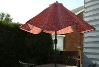 beau parasol comme neuf