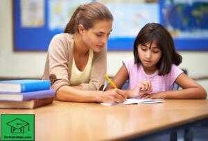 Aide aux devoirs et tutorat de maths au primaire et secondaire
