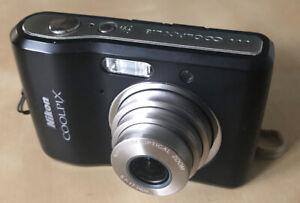 Nikon Coolpix L18 8MP Digital Camera