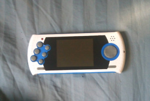 SEGA portable game player